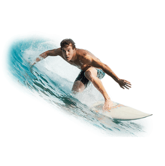 Surfing San Juan del Sur, surf shops, surfboard rental and repair, surf lessons, beach shuttles and boat trips.